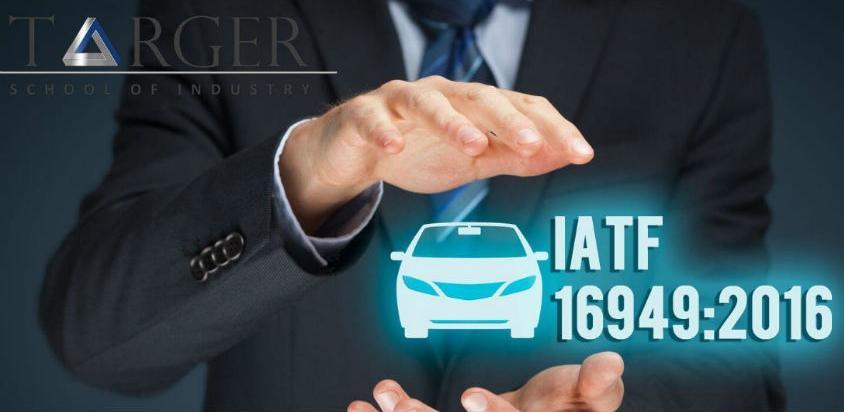 Targer SOI trening:IATF 16949:2016 - Osnove i zahtjevi standarda