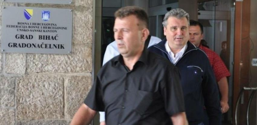Potvrđena optužnica protiv bivšeg bihaćkog gradonačelnika Emdžada Galijaševića