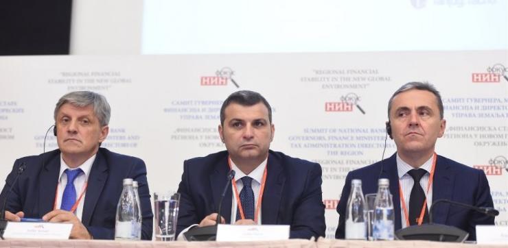 Softić na samitu u Bečićima govorio o aranžmanu BiH s MMF-om