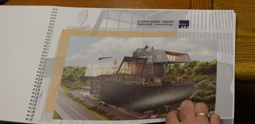 Uručena urbanistička saglasnost za izgradnju objekta Al Jazeere na Šipu