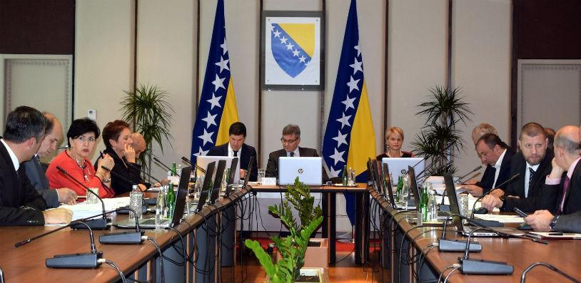 Usvojen Plan aktivnosti Programa ekonomskih reformi BiH 2019 – 2021.