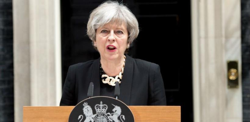 May objavljuje kadrovske smjene u britanskoj vladi