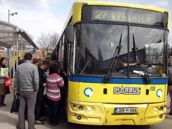 Grasu donacija iz Istanbula: Autobusi stižu do kraja maja