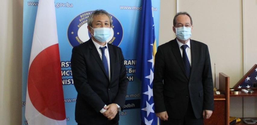Opredijeljenost BiH da se približi EU i NATO integracijama