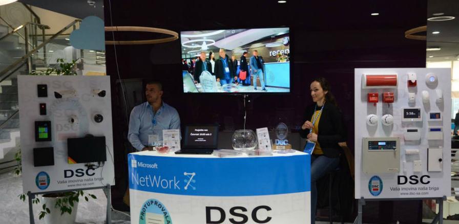 DSC na Microsoft konferenciji: Zaštita server soba kao prioritet