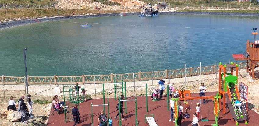 Na Jahorini otvorena Olimpijska arena