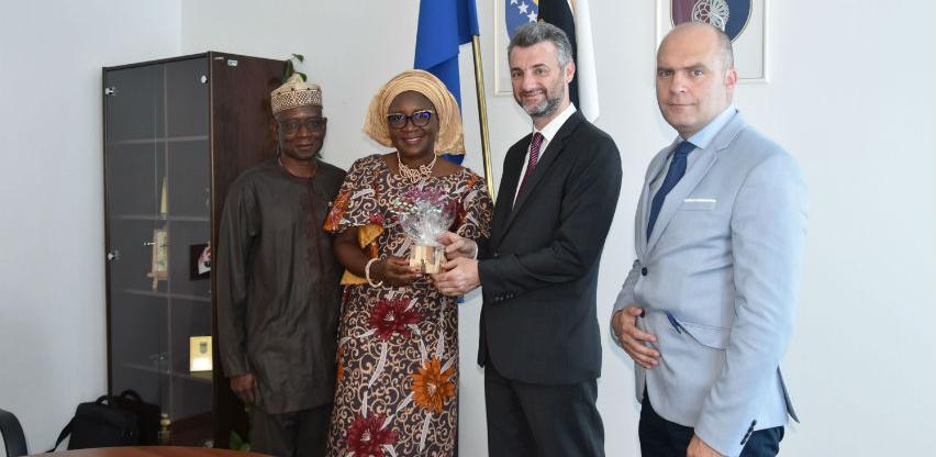 Sarajevo i Nigerija sarađivat će kroz nekoliko sektora