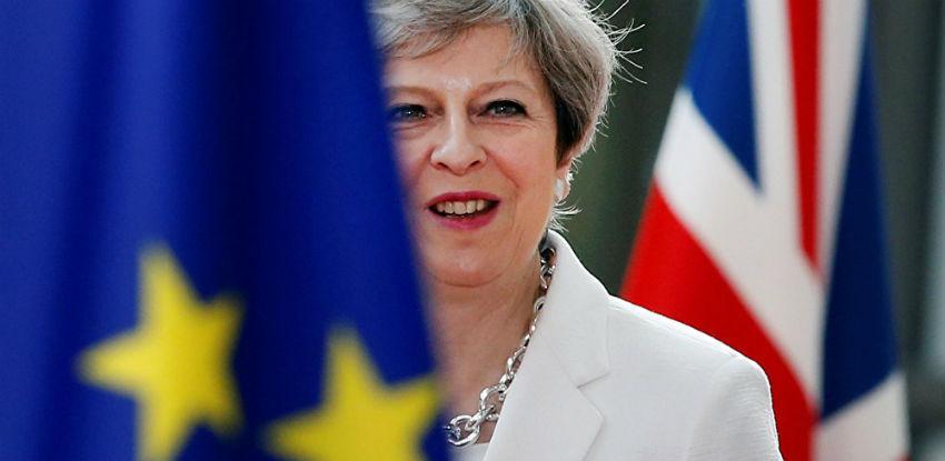 May: Britanija i EU ostvarili začajan napredak u razgovorima o Brexitu