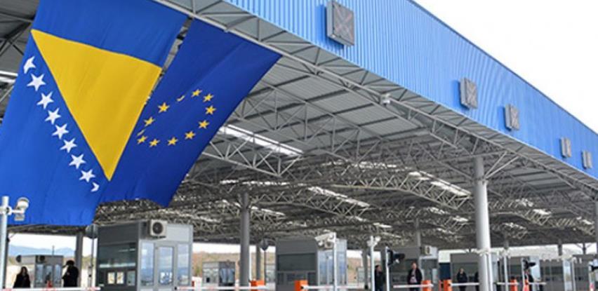 Vijeće ministara BiH otvorilo granicu za sve strane turiste