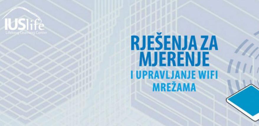 Seminar: Rješenja za mjerenje i upravljanje WiFi mrežama