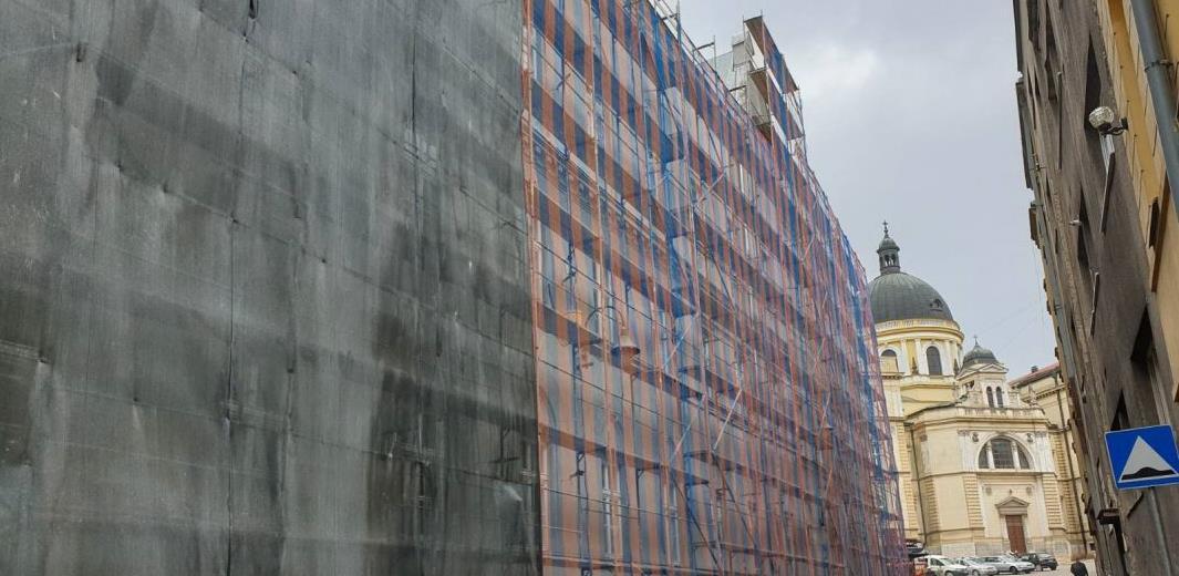 Pri kraju druga faza restauracije zgrade Muzičke akademije