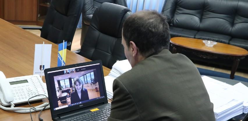 Saradnja Vlade KS i OSCE-a na podizanju standarda obrazovanja