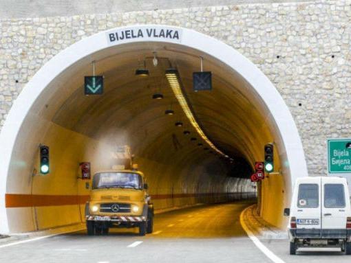 Radove na tunelu Bijela Vlaka naplaćuju već dvije godine