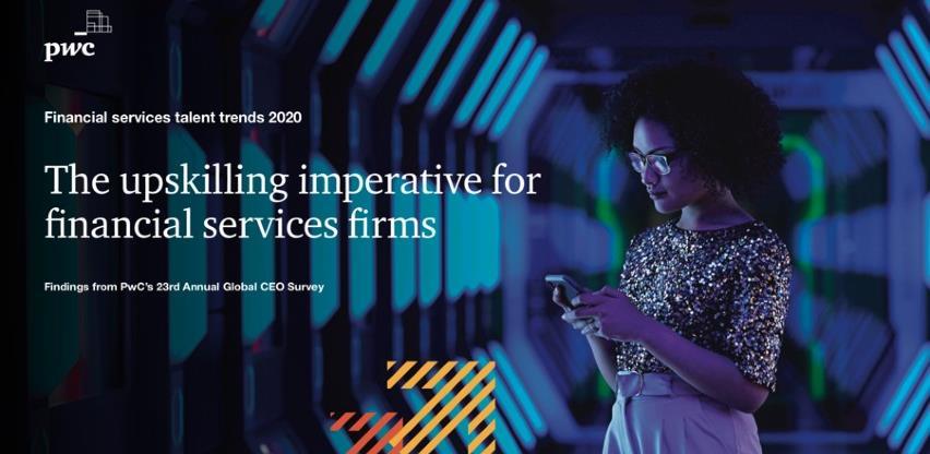 PwC izvještaj o načinu kreiranja uspješne strategije u finansijskom sektoru