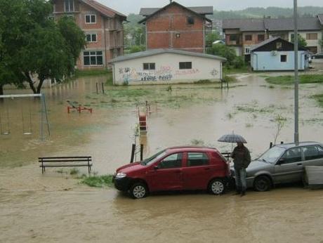 Štete od poplava oko 1,5 milijardi eura