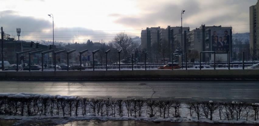 Tramvajsko stajalište na Otoci sramota za Kanton Sarajevo