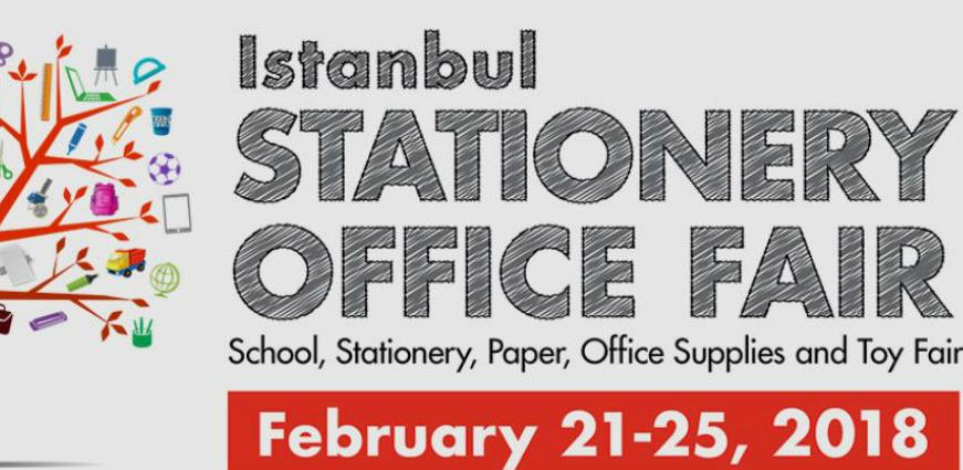 ISTANBUL STATIONERY OFFICE 2018.