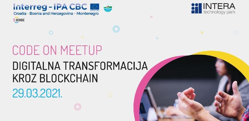 Rođendanski Code On Meetup posvećen blockchain tehnologiji
