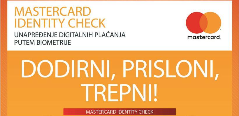 Mastercard postavlja biometrijsku tehnologiju za sigurniju onlajn kupovinu