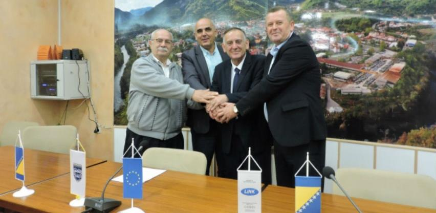 """Potpisani partnerski sporazumi u projektu """"Zajednički napori za 5% manje otpada"""""""