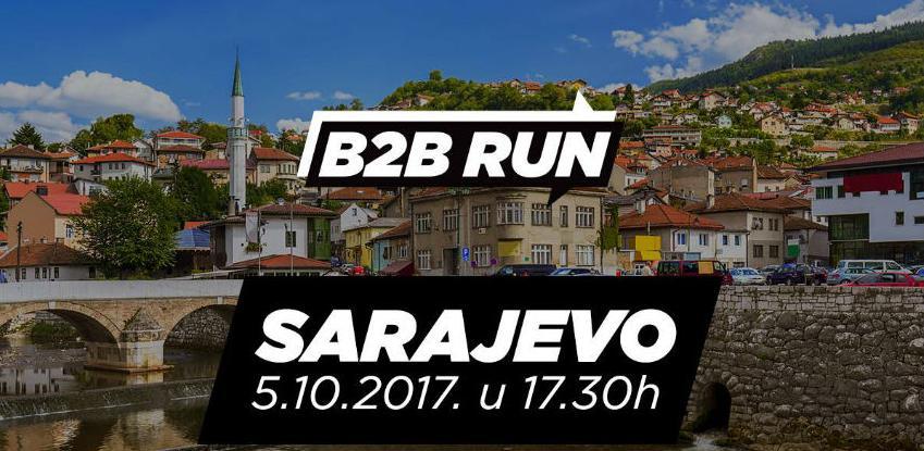 B2B RUN utrka okupit će 86 kompanija i preko 600 trkača