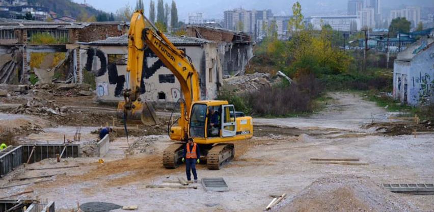 U Boljakovom Potoku u toku izgradnja sportskog igrališta sa pratećim objektima