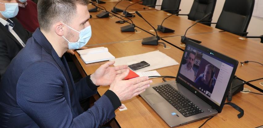 Unapređenje poslovnog okruženja u Kantonu Sarajevo digitalizacijom poticaja