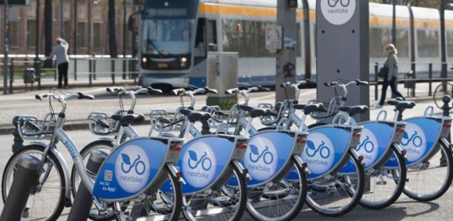 Javni bicikli u Banjaluci čekaju proljeće
