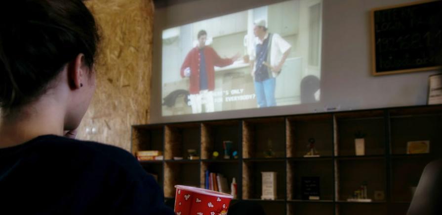Niz filmskih večeri u Code Hub-u Mostar