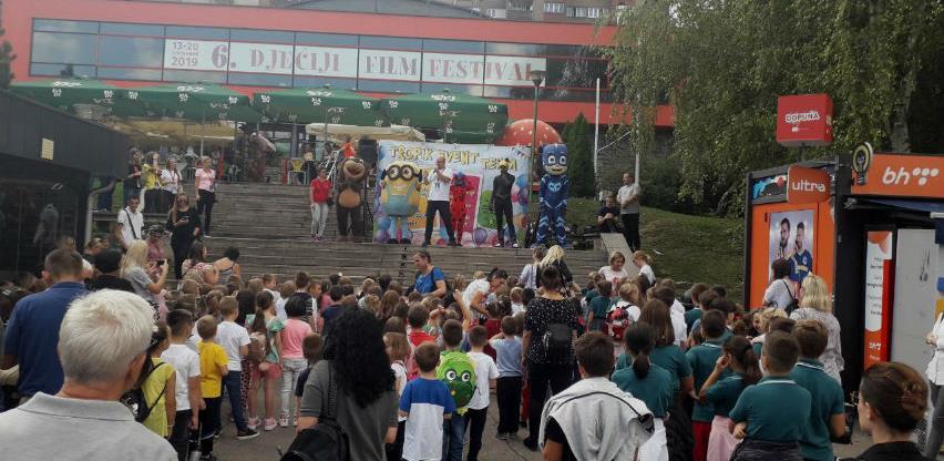 """U Multiplexu """"Ekran"""" Zenica počeo šesti po redu Dječiji film festival"""