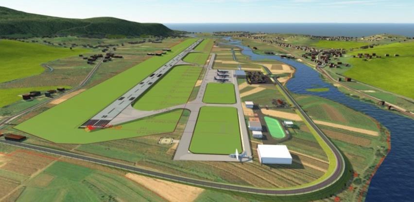 Do sada je u Aerodrom Bihać uloženo oko 10 miliona KM, kad će projekat biti završen?