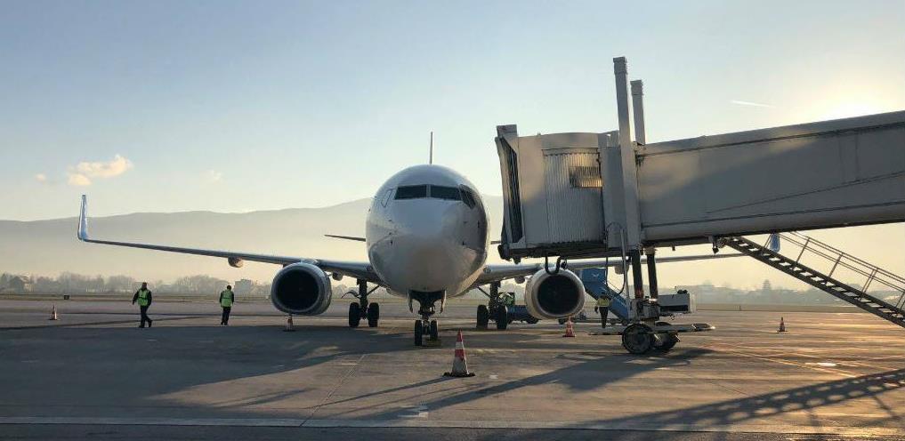 Nakon pauze ponovo komercijalni letovi na Sarajevskom aerodromu
