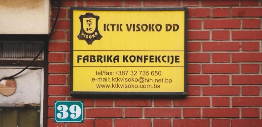 Maksi novi vlasnik Fabrike konfekcije KTK Visoko