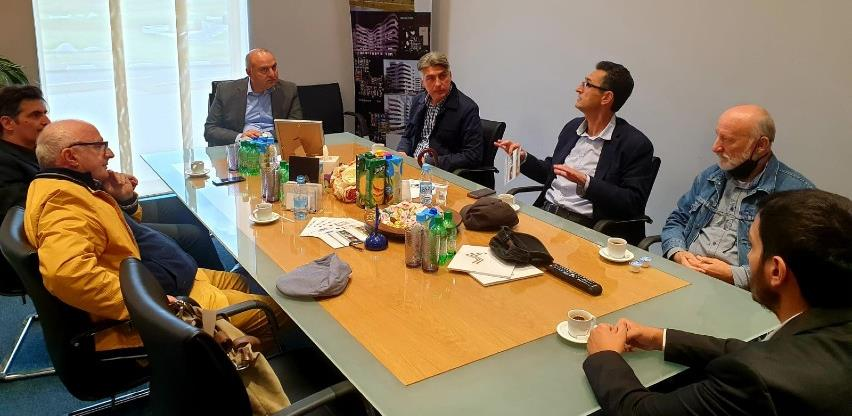 Nova dimenzija življenja: Veliki interes za stanovima u Sarajevo Waves kompleksu