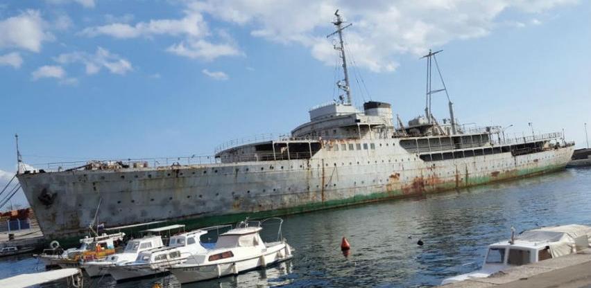 Za obnovu broda Galeb dvije ponude