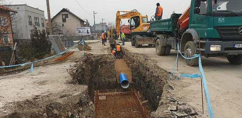 Počela druga faza izgradnje vodovodne i gasovodne linije Putovići-Radakovo