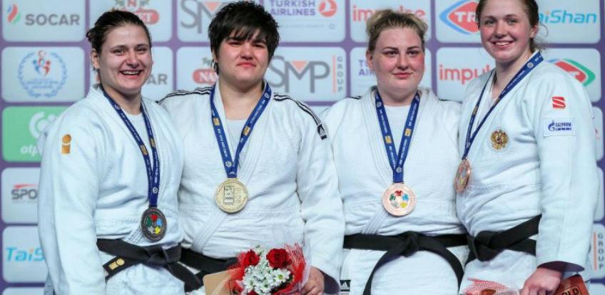 Larisa Cerić osvojila srebrenu medalju na Grand Prixu u Antaliji