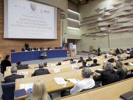U radu konferencije o zaštiti od požara sudjelovalo 200 učesnika