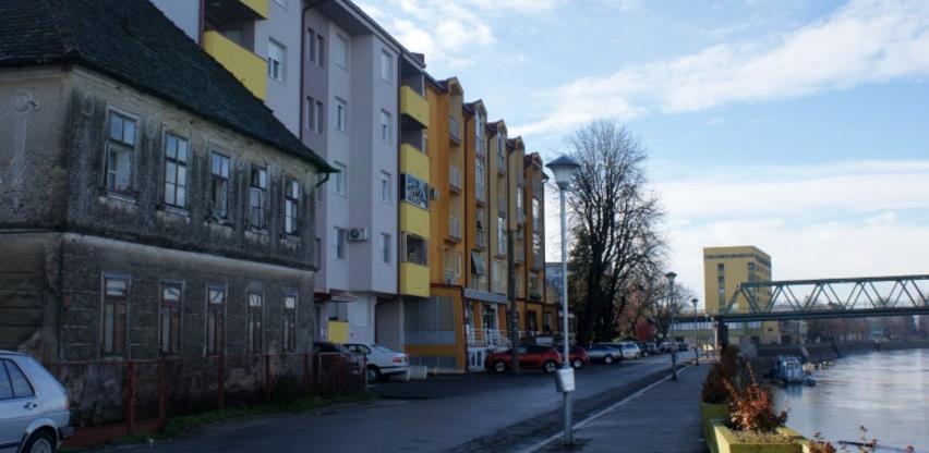 Na savskom keju urbane vile umjesto stogodišnjih kuća