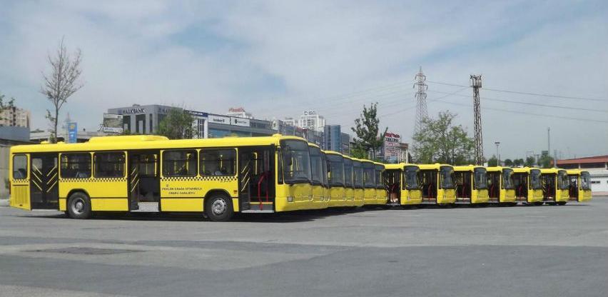 Vlada KS utvrdila cijenu karte na autobuskoj liniji Drvenija - Hrasnica