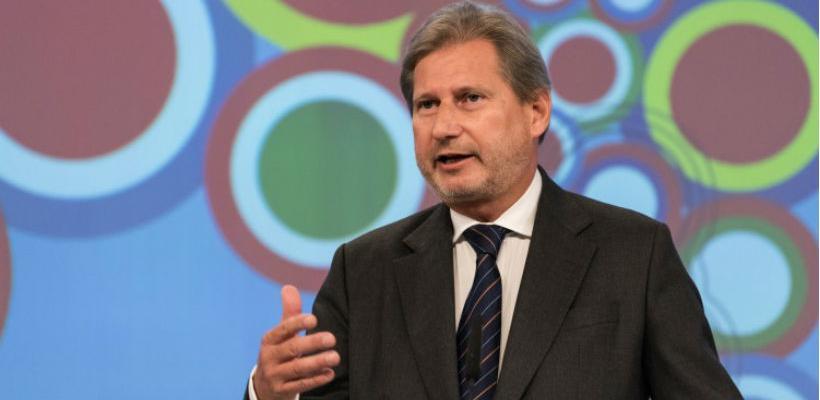 Hahn: Zapadnom Balkanu pripada mjesto u EU