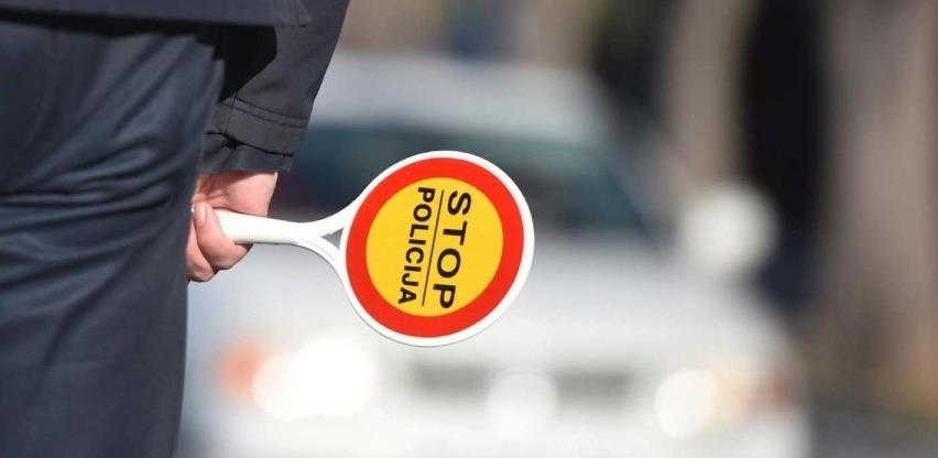 Bh. građani za kazne u prometu duguju preko 70 milijuna KM