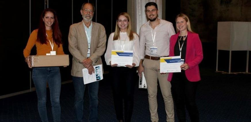 Eurofarm praktikantica nagrađena na Kongresu genetičara u BiH