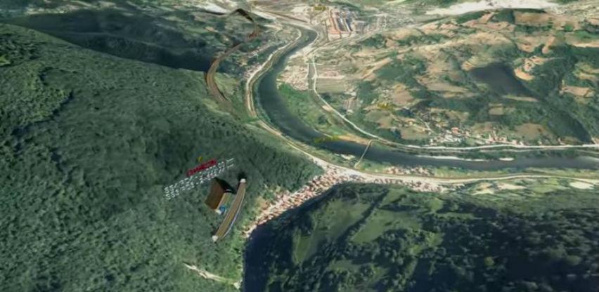 Koridor 5C: Uskoro počinje gradnja tunela Zenica, dugog 2,4 kilometra