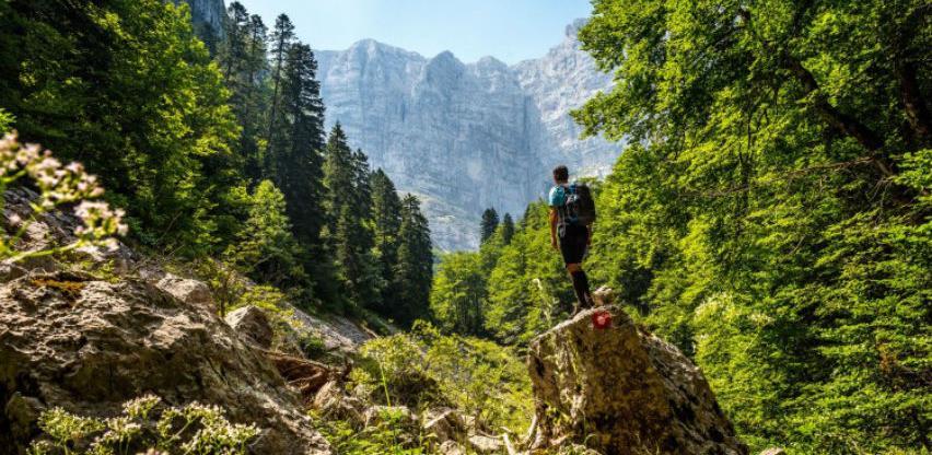 Alpinistički kamp Srce Veleža promovira planinski turizam (VIDEO)