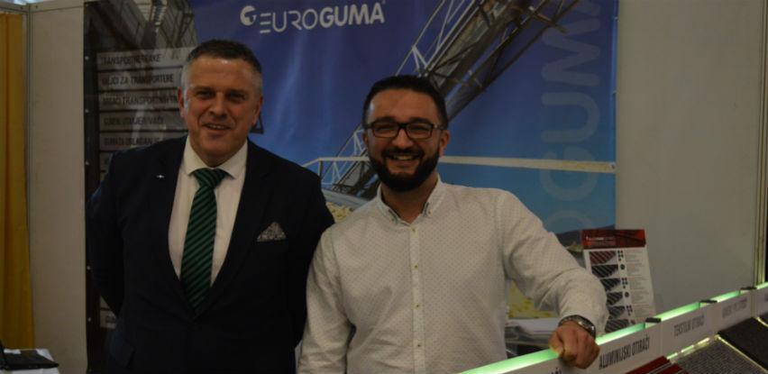 Euroguma: Lider u proizvodnji visokokvalitetnih otirača ponovo na GRAMES-u
