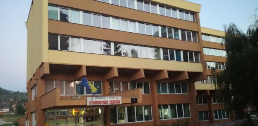 Zgrada Studentskog centra Zenica nakon 40 godina dobila novu fasadu