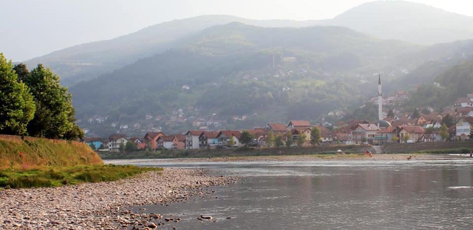 Zaustavljena nezakonita gradnja obaloutvrde u Goraždu i uništavanje Drine