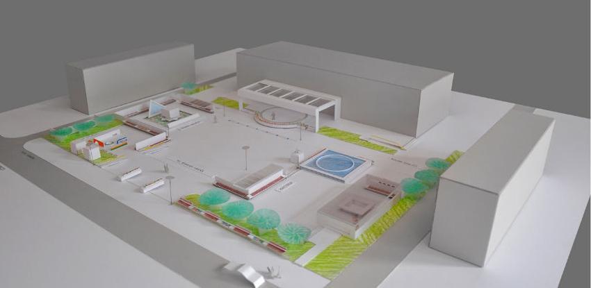 Glavni projekat novog Trga branilaca Vogošće biće završen do kraja godine