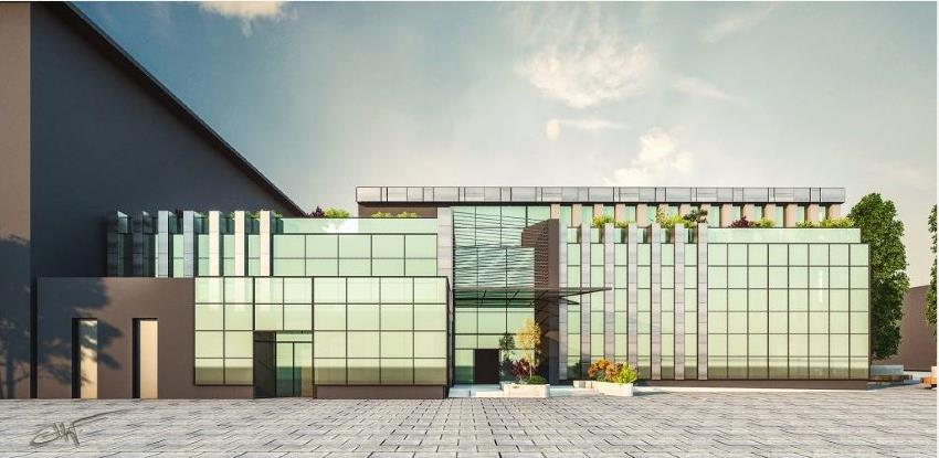 INPROZ Group u Tuzli gradi poslovni objekt Kino Mladost